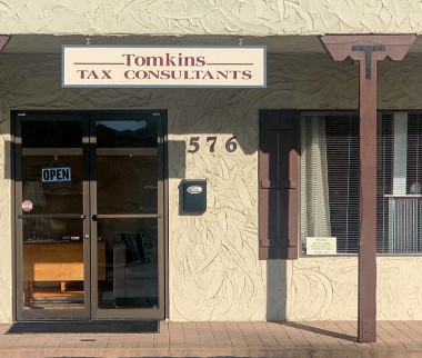 Tomkins Tax - Lakeport Office